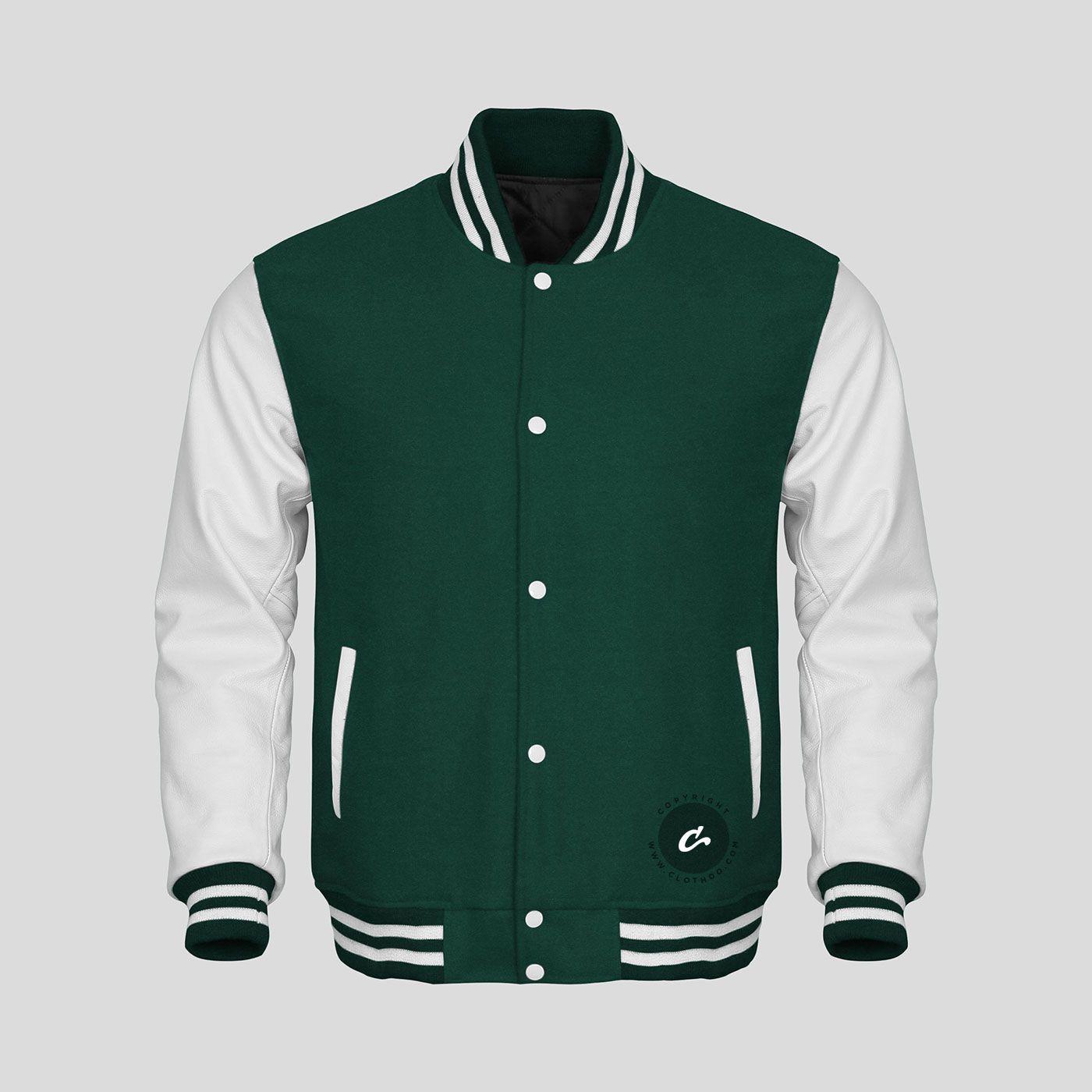Design your own varsity jacket, customize Letterman jacket