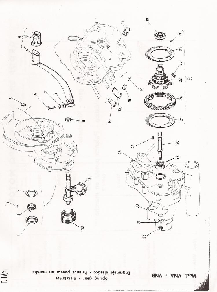 vespa et2 parts diagram