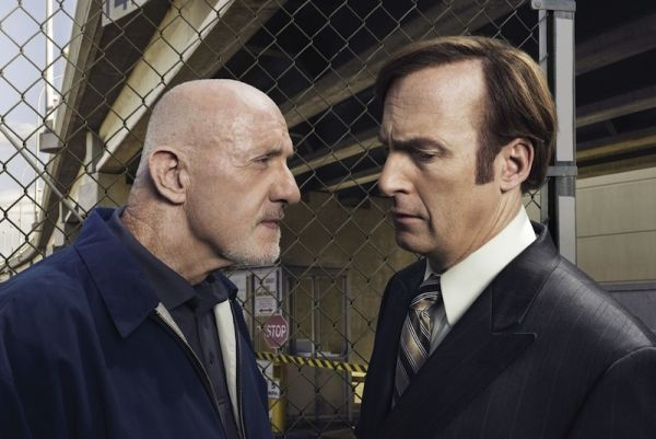 Better Call Saul Spoilers Breaking Bad Character Mike Teams With Jimmy In Episodes 4 And 5 Reveals Cast Member Jonathan Banks Better Call Saul Call Saul Breaking Bad