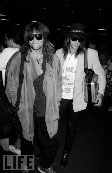 Jon + Richie