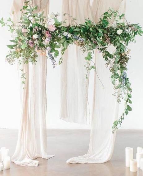 Indoor Wedding Ceremony Brampton: 60+ Ideas For Wedding Arch Indoor Backdrops Receptions