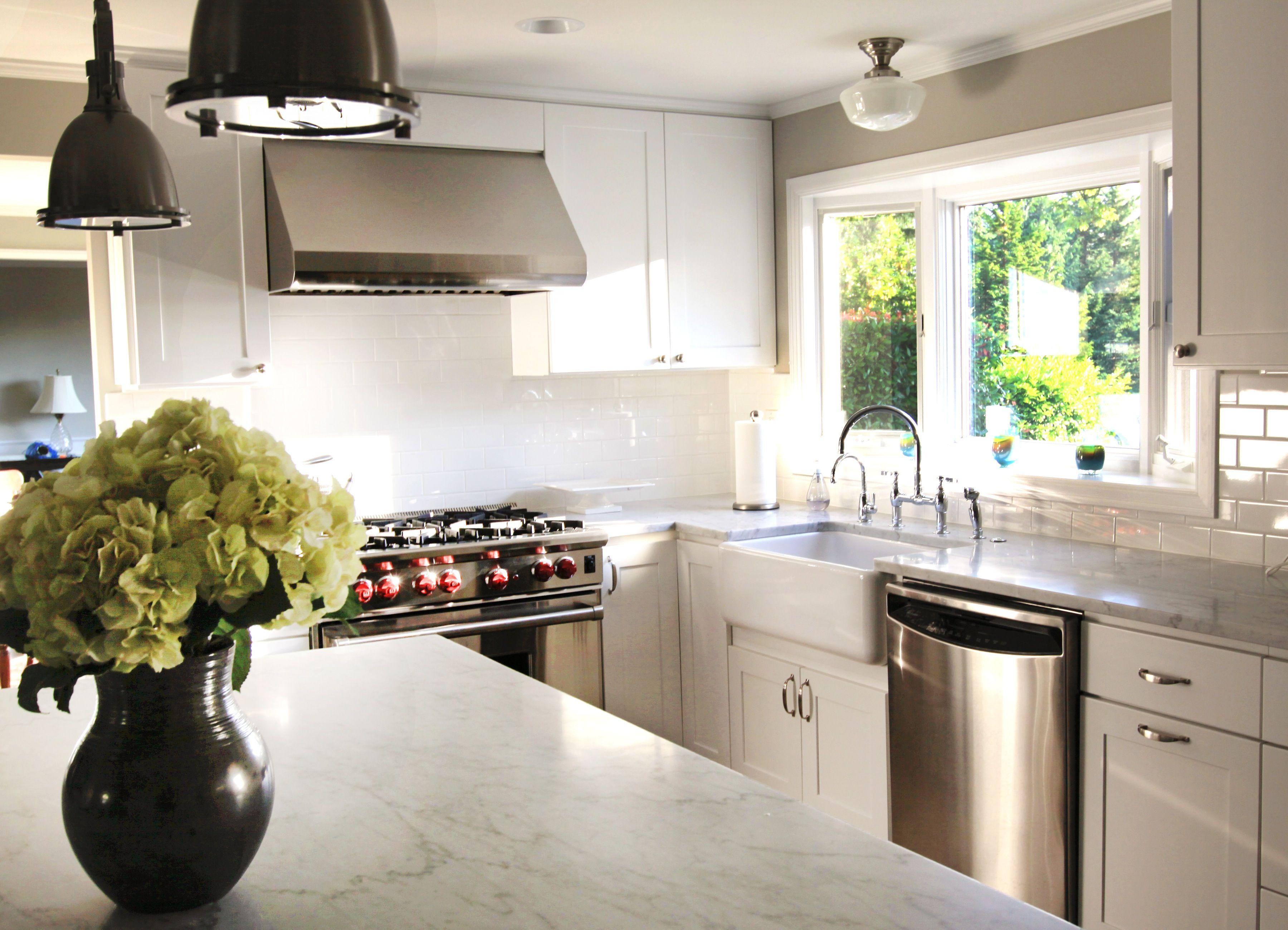 white shaker (maple) | pius kitchen & bath | home | pinterest