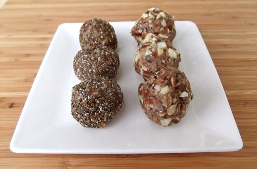 fabulous protein balls