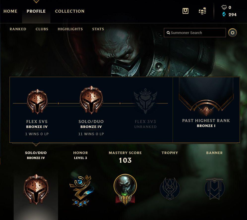 ed85e2105119983002272603fb204a3b - How To Get Honor Level 3 League Of Legends