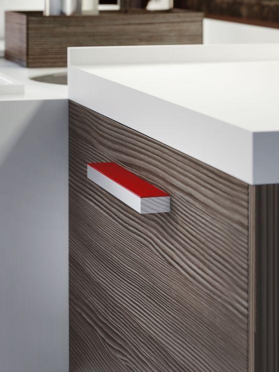 Kompakte Küchenzeile modernes design materialien holz Snaidero ... | {Küchenzeile design holz 79}