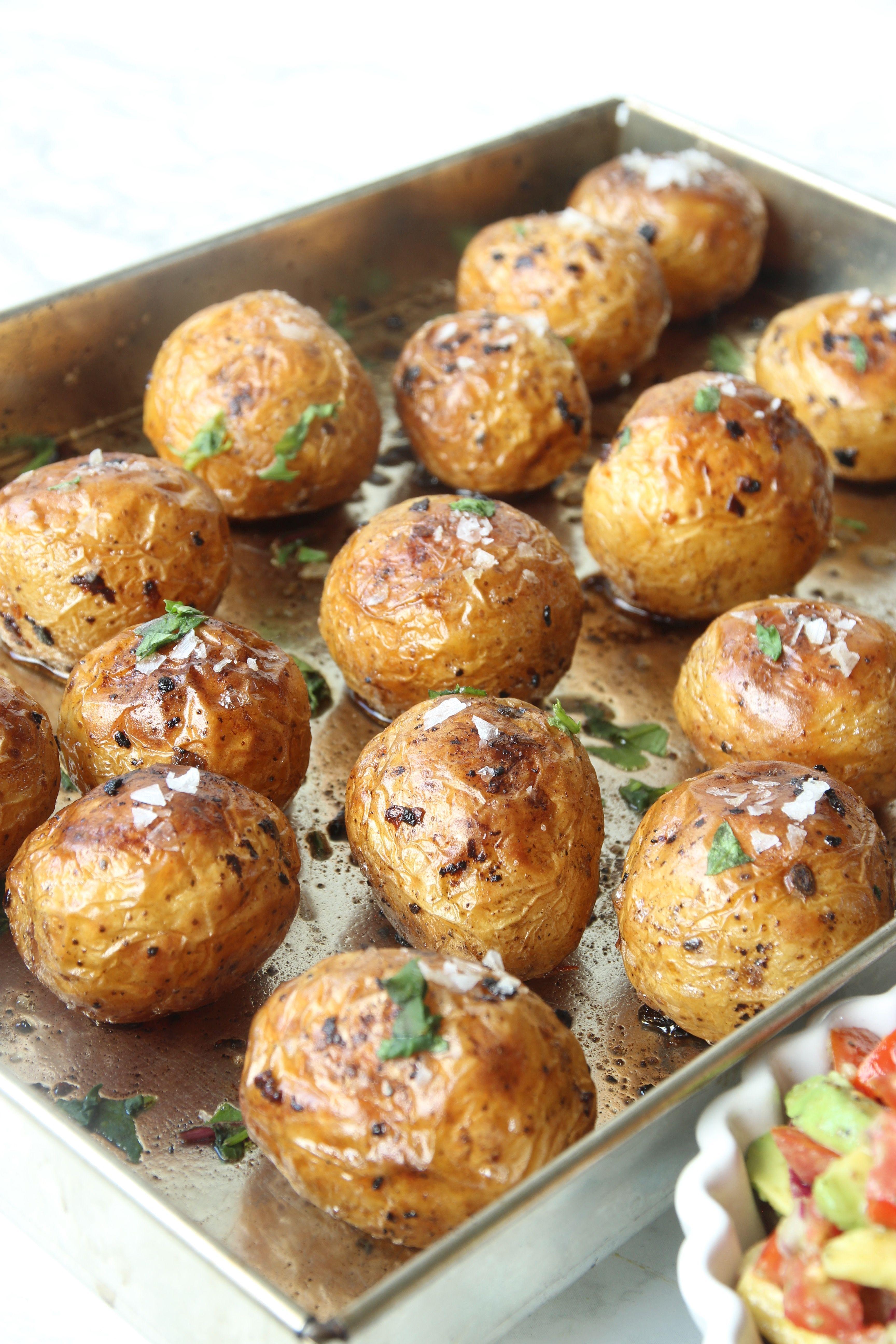 potatisrecept till grillat