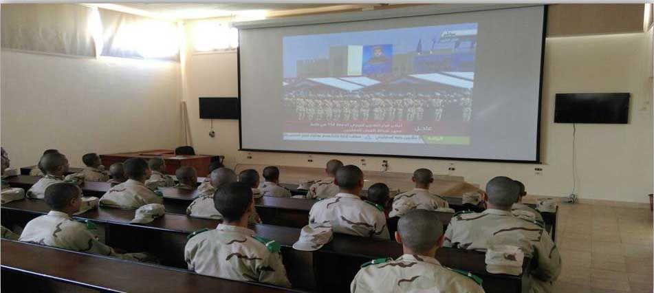 زينزوم دليل العرب تنسيق الكليات العسكرية 70 للحربية و60