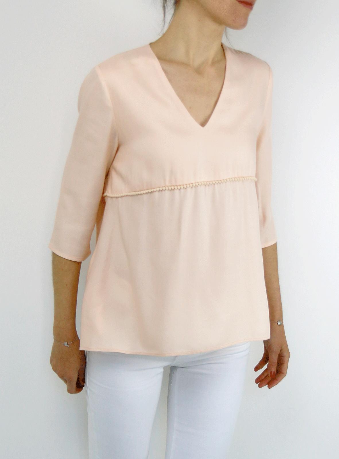 218f406abd474 Zéphir  robe ou blouse