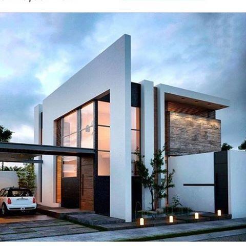 Beautiful Modern Home Modern Mansion