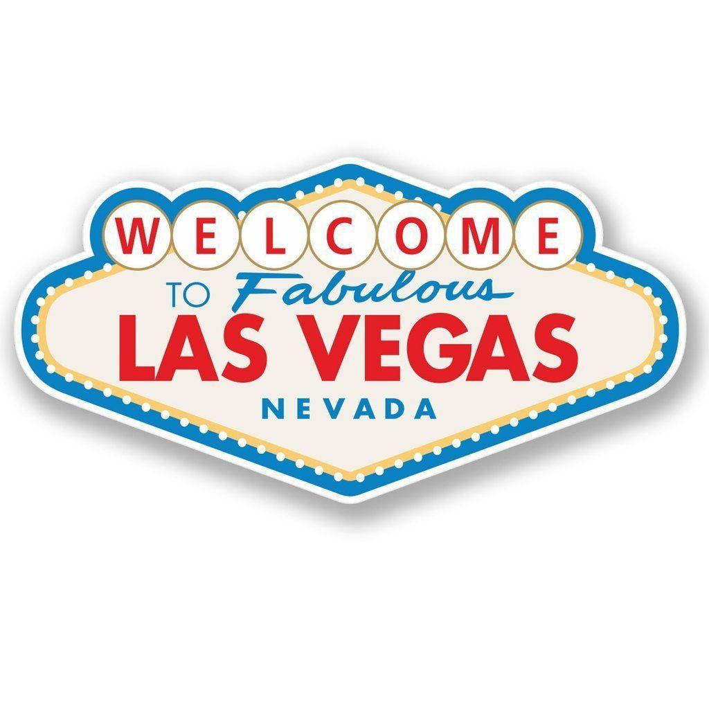2 X Las Vegas Sign Vinyl Sticker 4349 Pegatinas Para Imprimir Gratis Calcomanias Personalizadas Pegatinas Wallpaper [ 1024 x 1024 Pixel ]