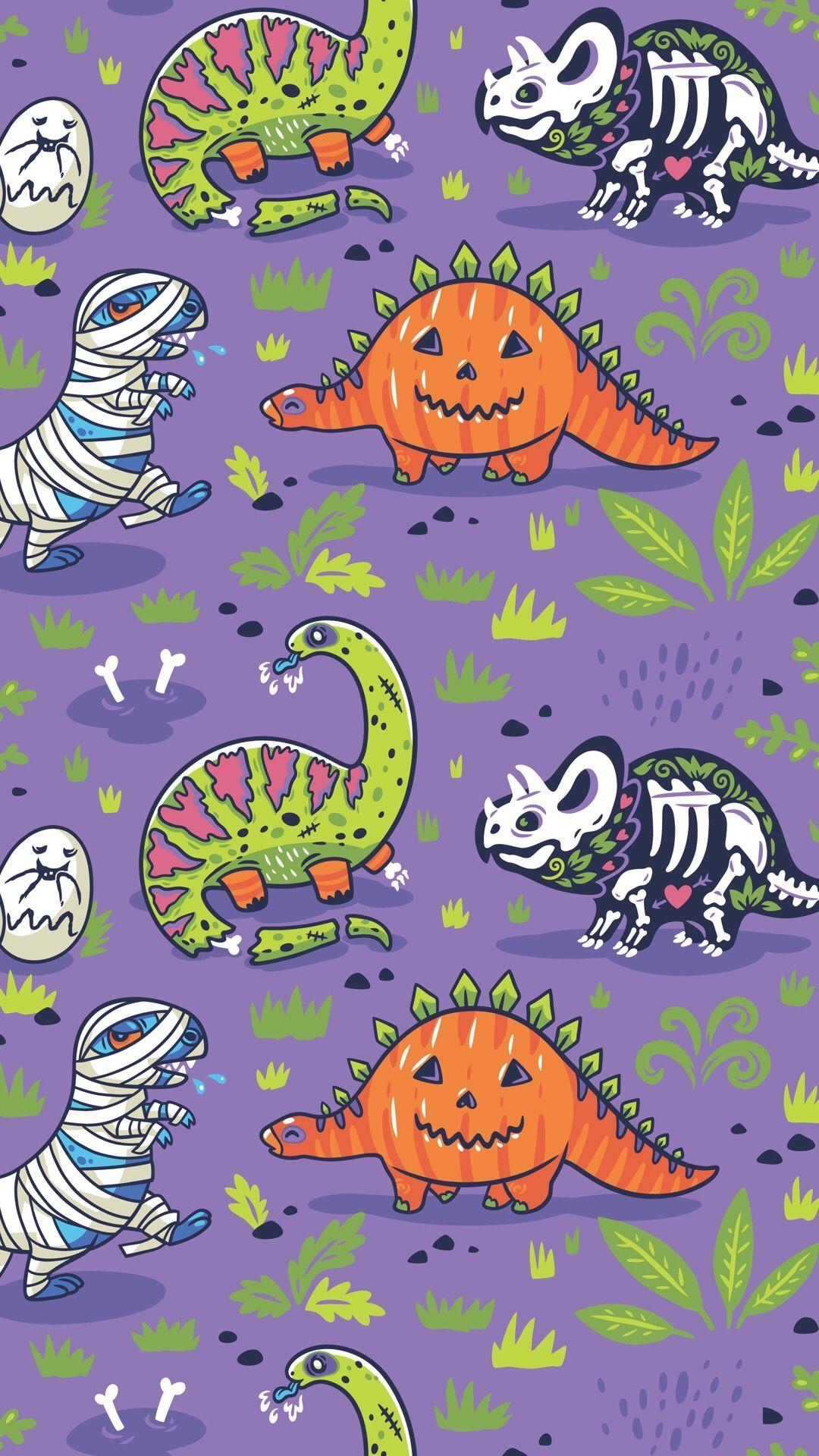 Happy Halloween👻 Halloween wallpaper for your iPhone 8