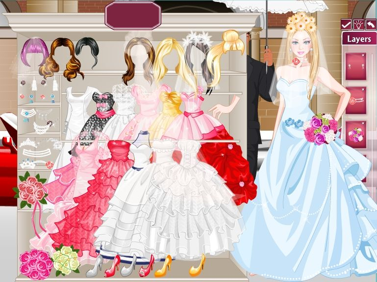 Trendy Games For Girls Dress Up Wedding Ideas Nel 2020