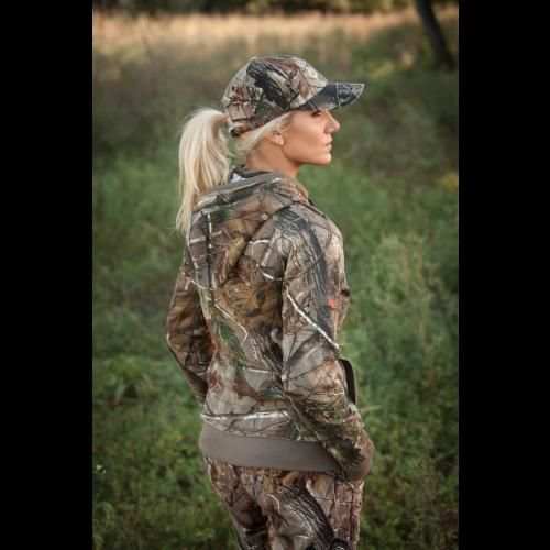 aab12d5f825b5 She Safari Vintage Camo Hoodie---perfect hunting clothes! | Loud ...
