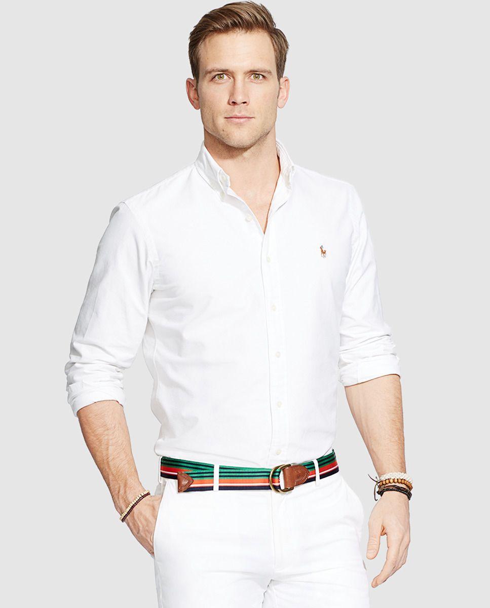 Camisa Regular de hombre Polo Ralph Lauren · Polo Ralph Lauren · Moda · El  Corte Inglés 1a04c1bc5a6a8