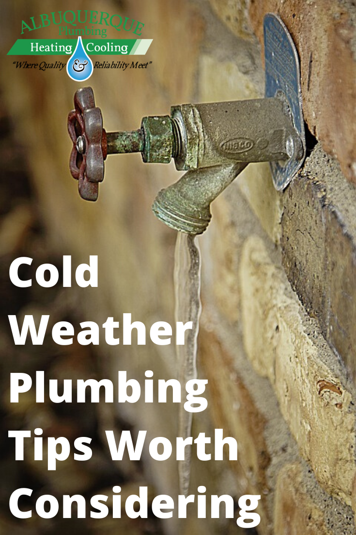 Cold Weather Plumbing Tips Worth Considering Weather Cold Weather Diy Plumbing
