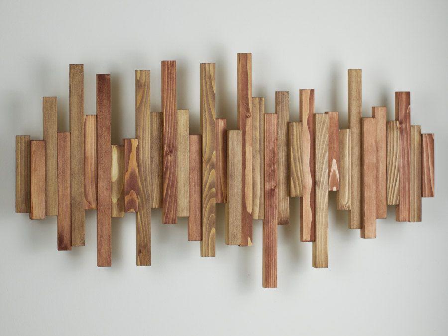 Image result for dowel art | Wood & Metal Wall Art in 2018 ...