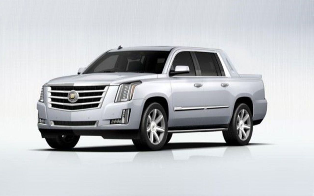 Cadillac cadillac escalade weight : New 2017 Cadillac Escalade EXT - http://www.2016newcarmodels.com ...