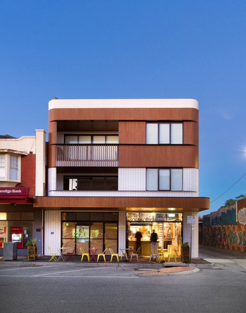 Perfect Ormond Rd Apartments Is A Simple, Clean And Visual Building That Respects  Its Community, Surroundings And Local History Without Compromising Its  Design.