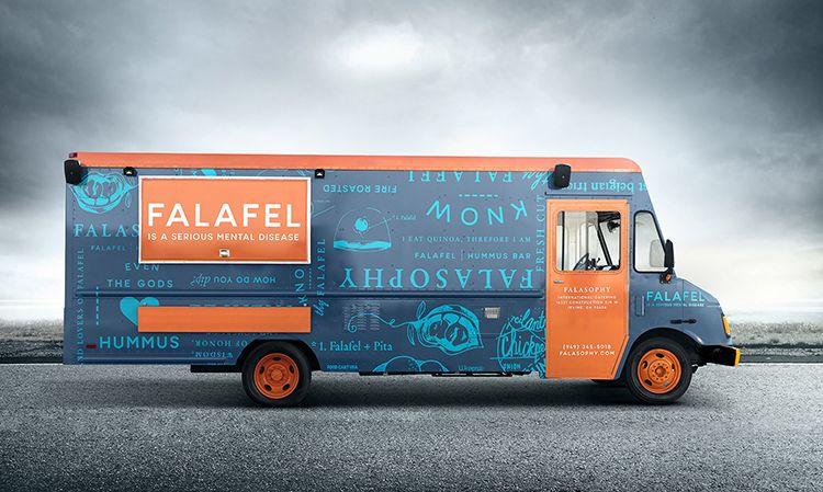 8 Ingenious Food Truck Designs Best food trucks, Food