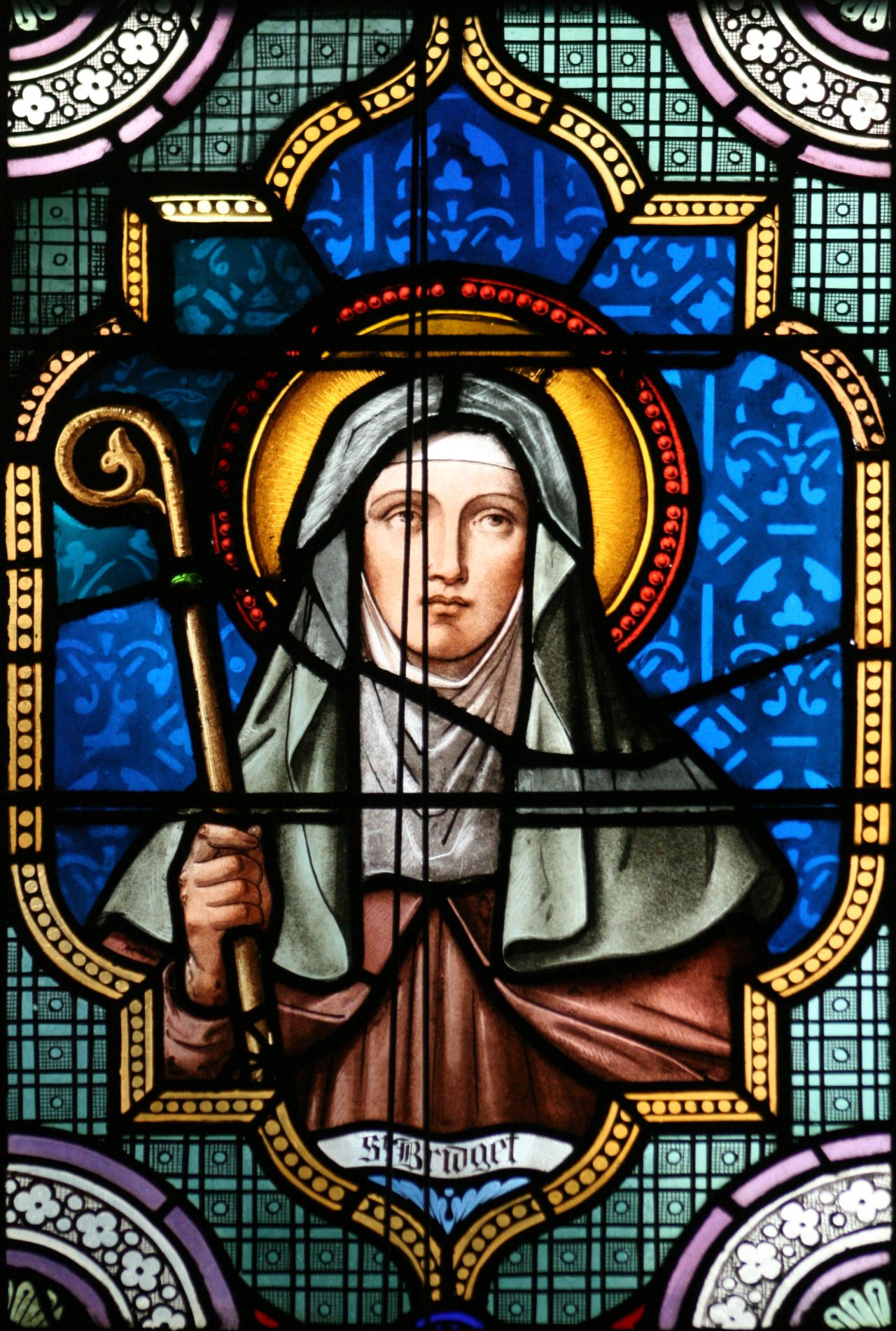 July 23 Is The Feast Day Of Saint Bridget Of Sweden A