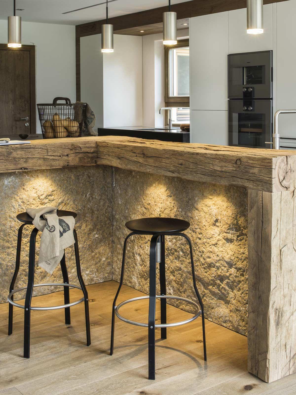 Photo of Stein in der Küche
