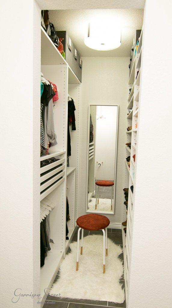 kleiner begehbarer schrank pax big storage das 70er haus. Black Bedroom Furniture Sets. Home Design Ideas