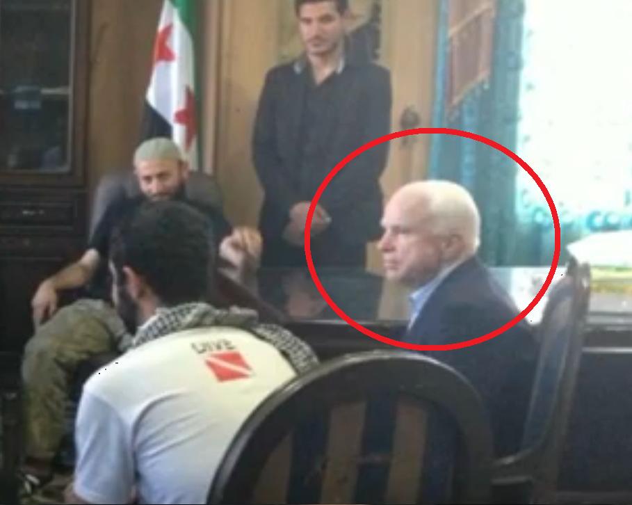 McCain the traitor