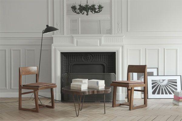 Loft & Appartement haussmannien : le travail de Nicolas Schuybroek ...