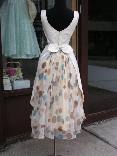 What A Cute Little Summer Dress