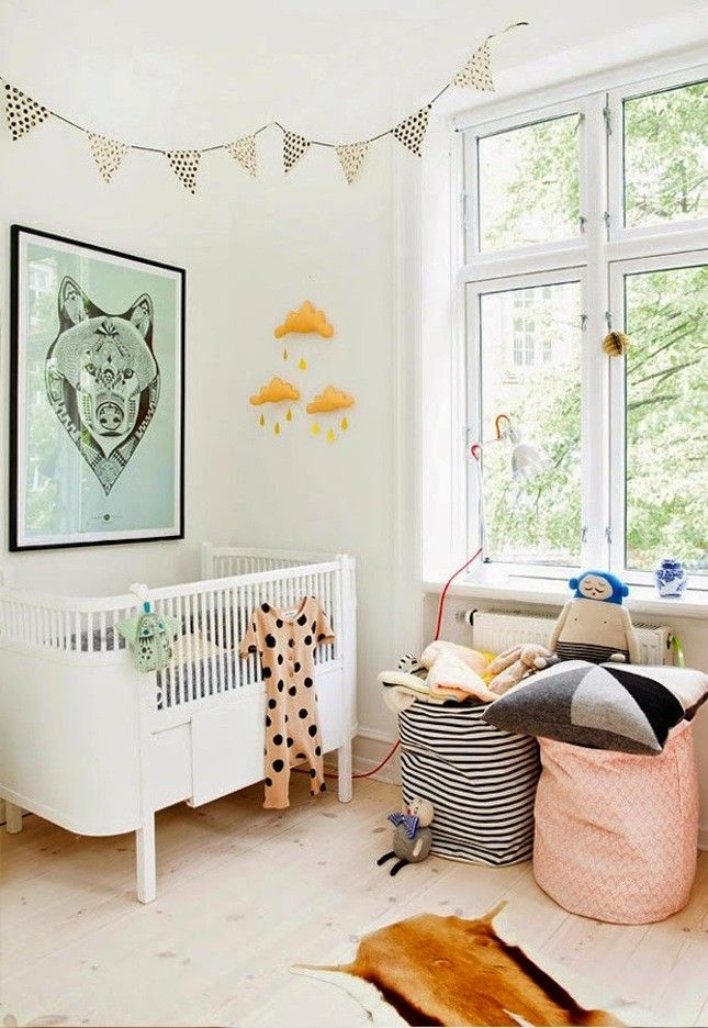 15 Colorful Scandinavian Decor Ideas For A Minimalist Spring Vibe Scandinavian Kids Rooms Kids Room Design Kid Room Decor