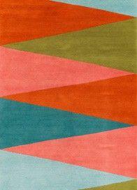 Harlequin Multi+jonathan adler for the rug company