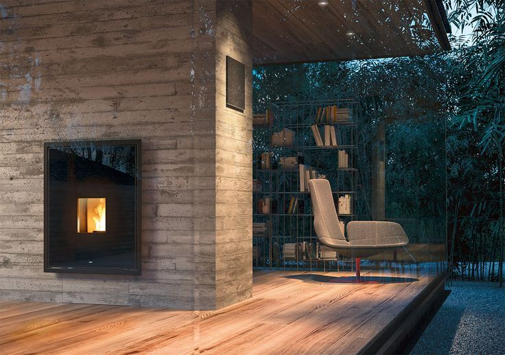 Pellet Stove Vs Wood Burner Pellet Fireplace Pellet Stove