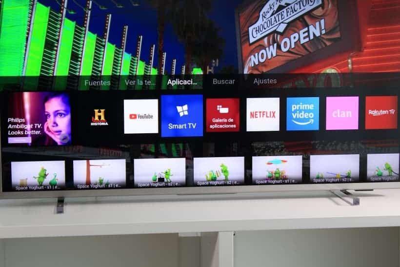 Smart Tv Saphi Os Philips Smart Tv Apps Para Descargar Antena Tdt