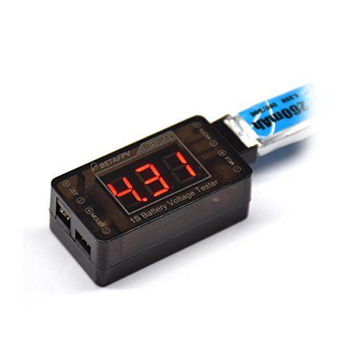 Lantian RC 2-6S Voltage Test PWM//PPM//SBUS Transmitter Receiver Signal Tester