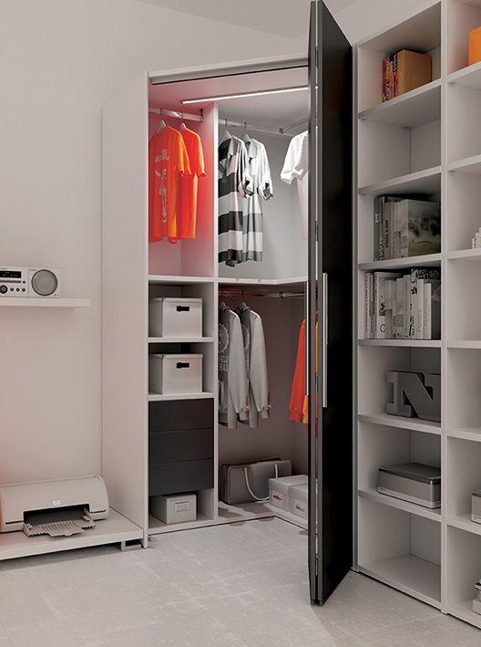 Cabina armadio yc20 catalogo team for young walk in - Ikea cabina armadio planner ...
