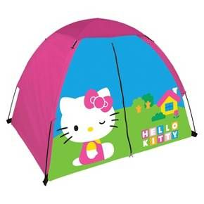 LICENSED 4u0027 X 3u0027 PLAY TENT - SANRIO HELLO KITTY  sc 1 st  Pinterest & LICENSED 4u0027 X 3u0027 PLAY TENT - SANRIO HELLO KITTY | 4.22.16 ...