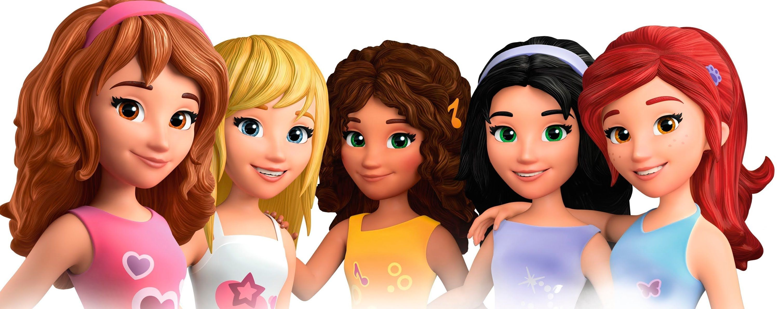 The New Music Video From The Lego Friends Http X2f X2f Friends Lego Com X2f Genre Brickpop Artist Lego Friends Best Friends Forever Lego Friends Party