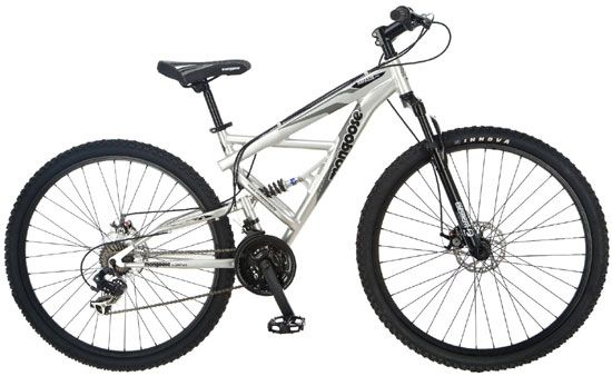 Mongoose Mountain Bike Review Dual Full Suspension Bike With