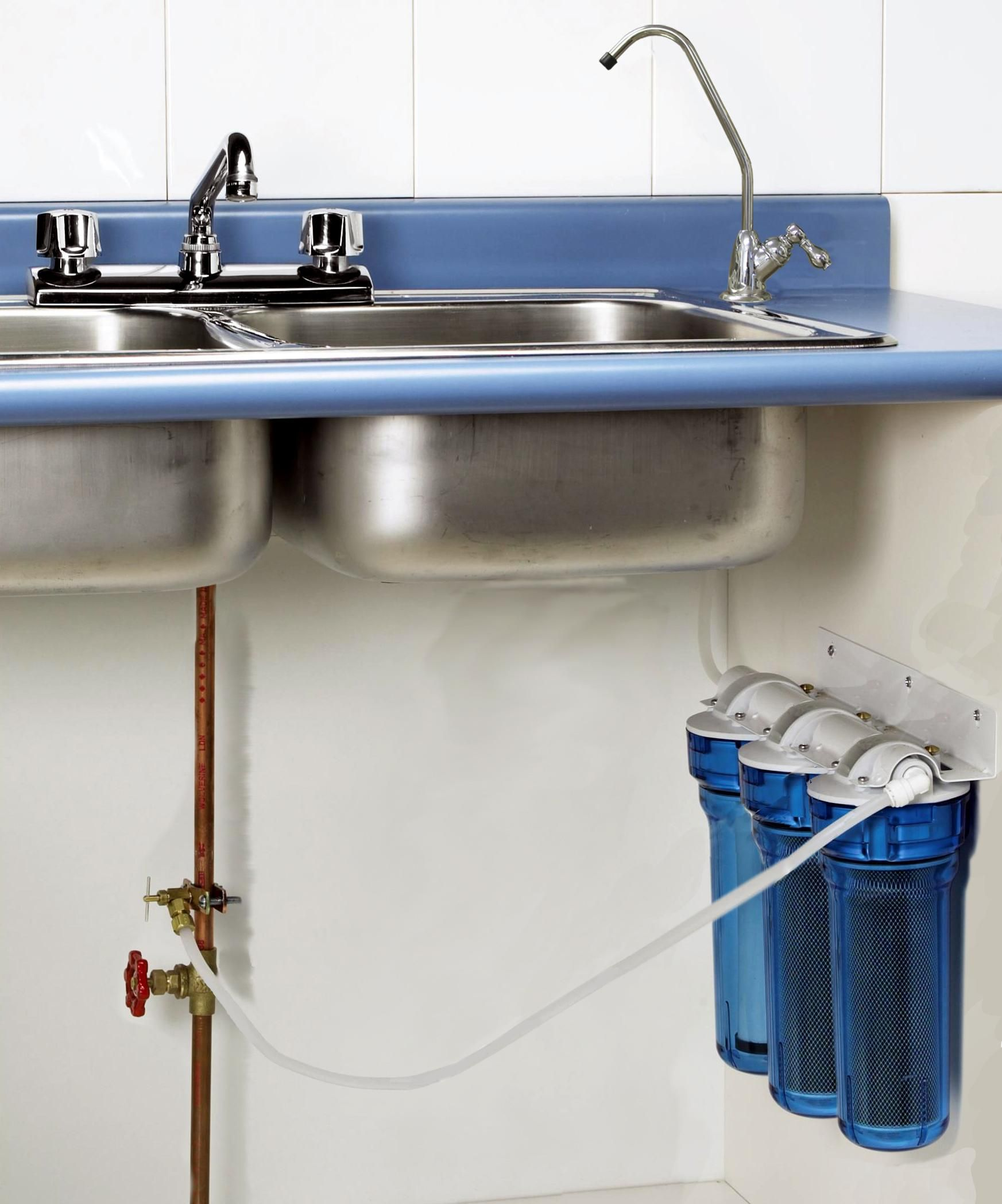With The Entire Fad Around Water In Containers Recent Details Have Thrown Doubt As To Whether T Sink Water Filter Kitchen Sink Faucets Under Sink Water Filter