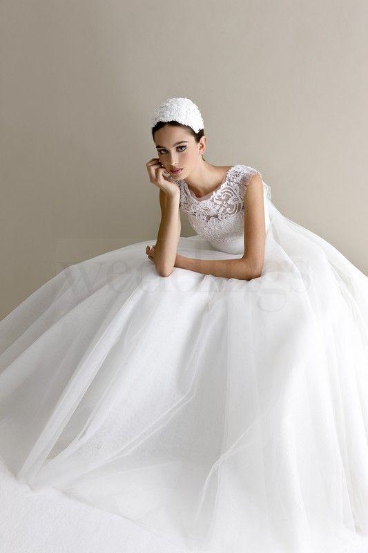 Femminilità Eleganza E Bon Ton In Linee Innovative White Wedding Dresseswhite