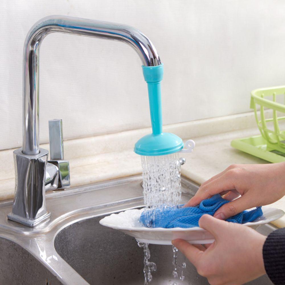 2017 New Kitchen Bathroom Faucet Water Saving Devices Tap Splash Water Nozzle Filter Water Saving Devices Water Saving Val Botol Plastik Shower Botol