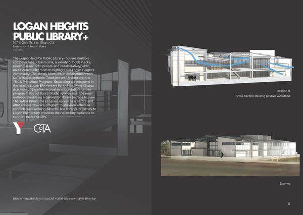 architectural portfolio - nsad - master of architectureeric