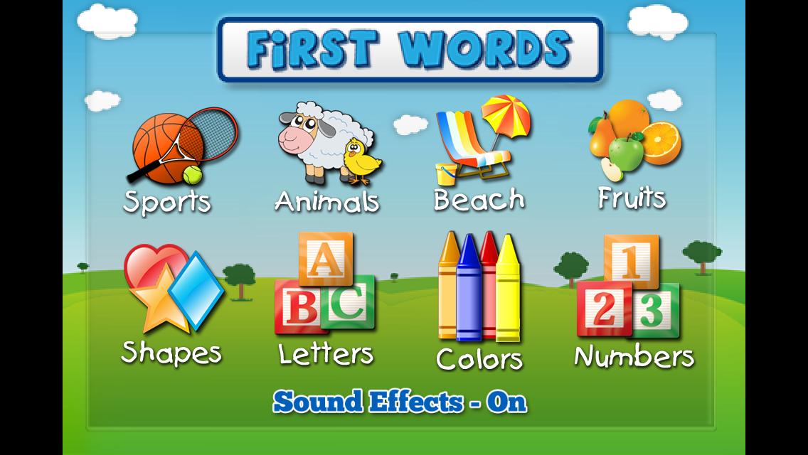An app for kids!