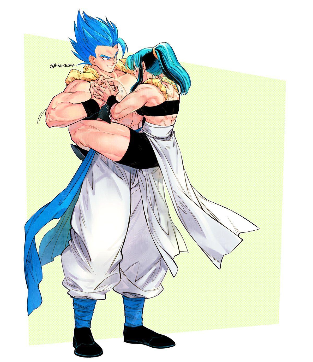 Rule 34 Goku