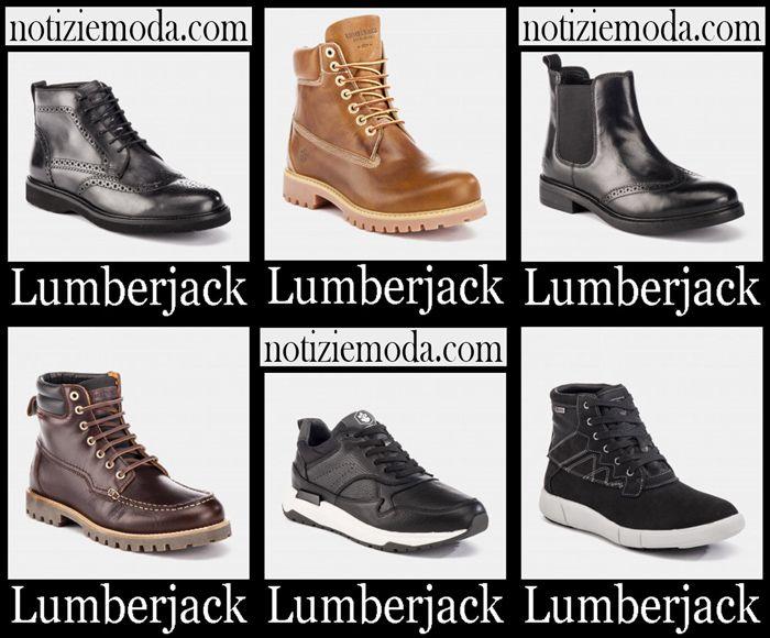 sports shoes 5ccd8 17274 Scarpe Lumberjack autunno inverno 2018 2019 uomo nuovi ...