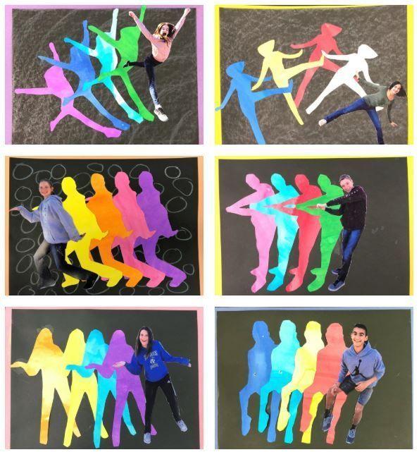 Pop Art Movement Lesson - #Art #Frame #Lesson #Movement #POP #Rahmen