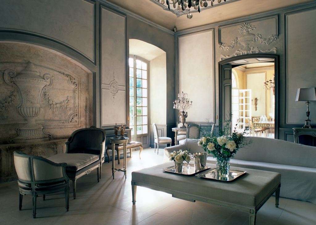 Shabby and Charming: A dream villa in the Luberon