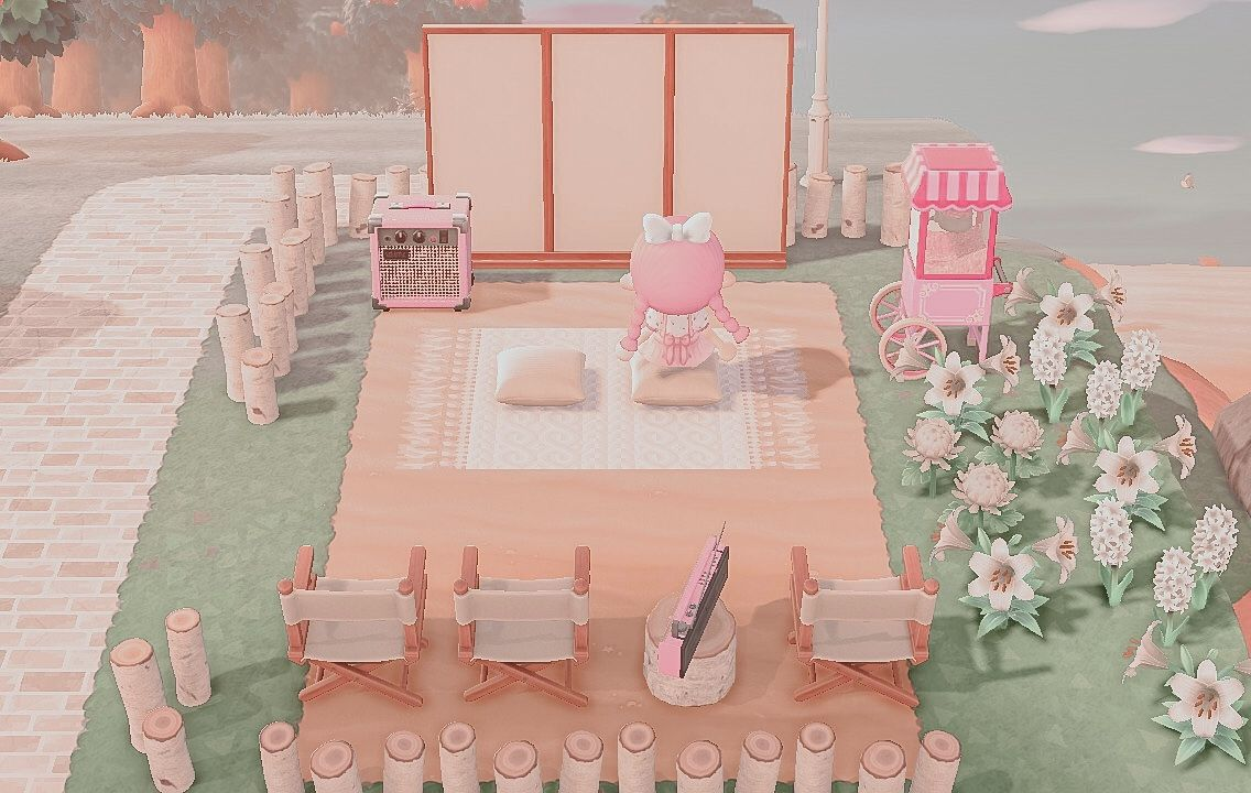Animal Crossing New Horizons Inspiration Outdoor Open Air