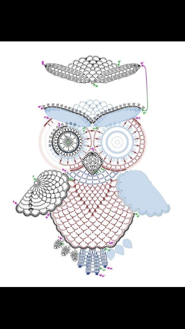 Crochet buho | accesorios bebes | Pinterest | Accesorios bebe ...