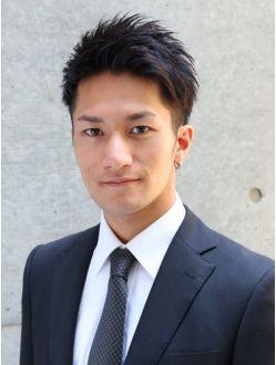 トラッドビジネスショート アジアの男性のヘアスタイル アジア風
